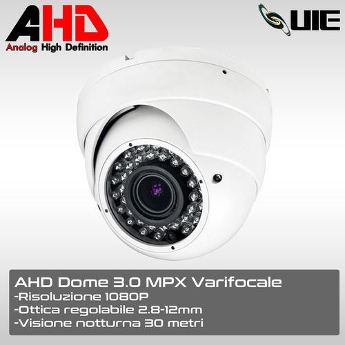 AHD Dome 3.0MP VF